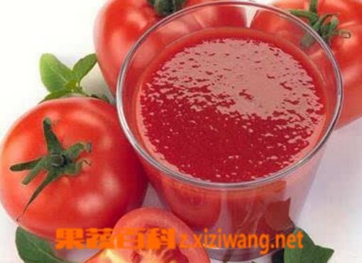 果蔬百科番茄酱怎么做好吃